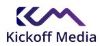 Logo Kickoff Media Webdesign Hannover